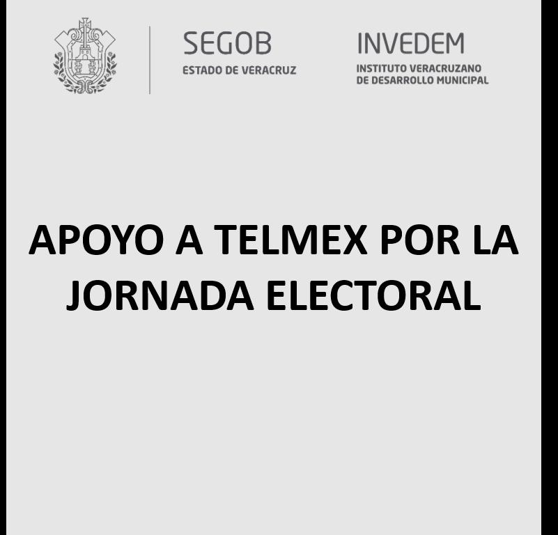 TELECOMUNICACIONES DE telmex