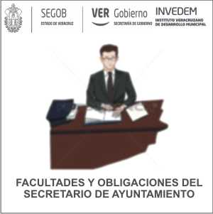 OBLIGACIOSNES DEL SECRETARIO