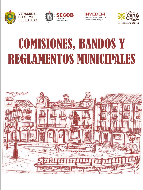 COMISIONES, BANDOS Y REGLAMENTOS MUNICIPALES